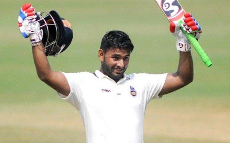 रिषभ पंत इंग्लैंड दौरे के लिए टेस्ट टीम में शामिल