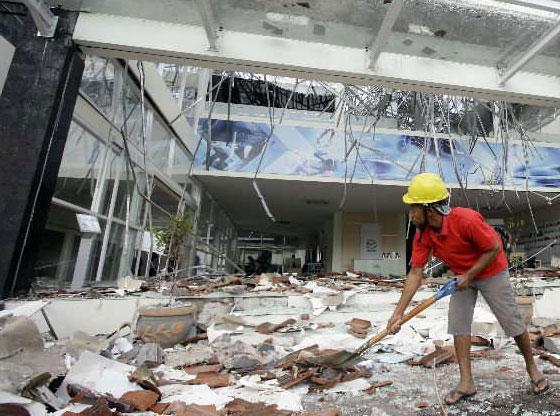 भूकंप के झटकों से दहला इंडोनेशिया, 91 की मौत