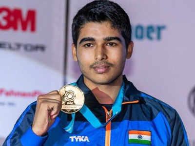 16 वर्षीय सौरभ चौधरी ने दिलाया भारत को तीसरा स्वर्ण