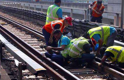 भोपाल-दिल्ली ट्रैक सेमी हाईस्पीड ट्रेन के लिए अपग्रेड हो रहा है
