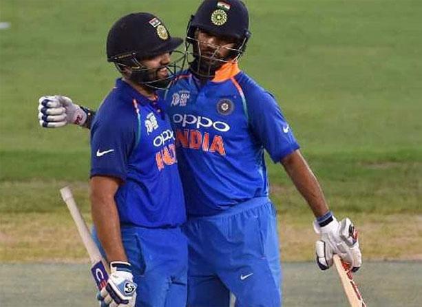 रोहित-धवन ने शतक जमाकर फिर पाकिस्तान को हराया
