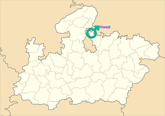 2 अक्टूबर से निवाड़ी होगा मध्यप्रदेश का 52वां जिला