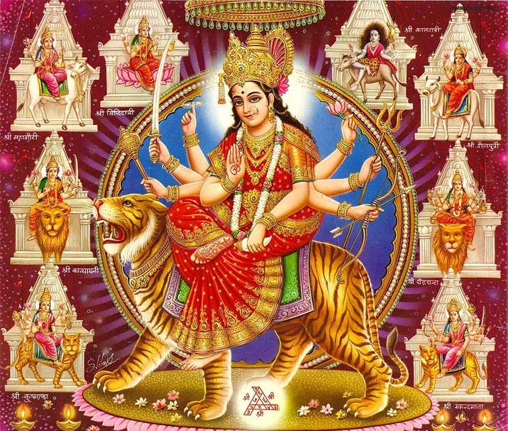 शरद नवरात्रि 2019 - जानिए दुर्गा पूजा की विधि और तिथियां
