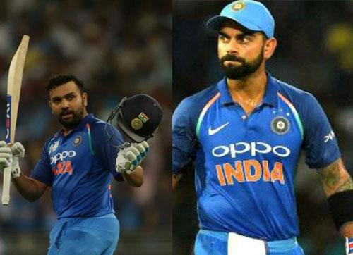विराट-रोहित के धमाके से हिला वेस्ट इंडीज
