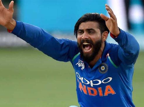 जडेजा के चार विकेट के बदौलत भारत ने सीरीज जीती