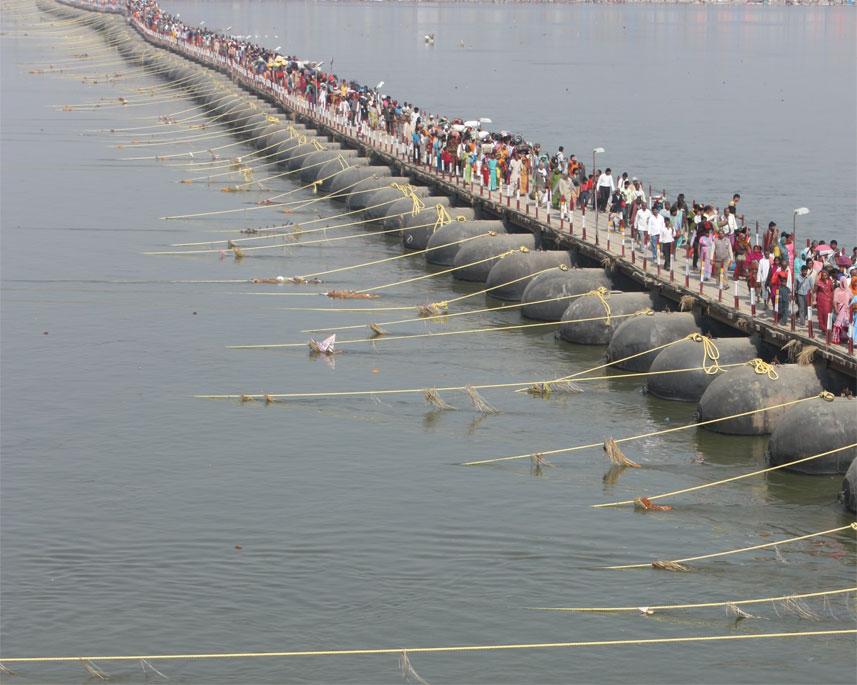 कुंभ का पहला स्नान कल: हर 15 मिनट में बस और ट्रेनें