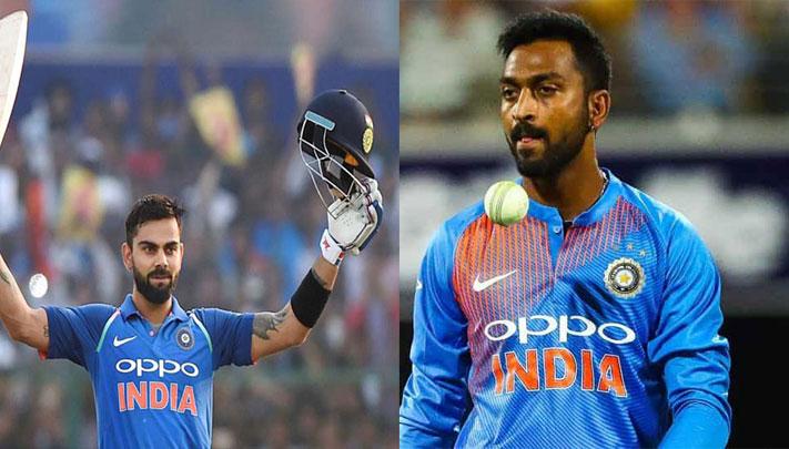 भारत ने ऑस्ट्रेलिया को हराकर सीरीज 1-1 से बराबर की