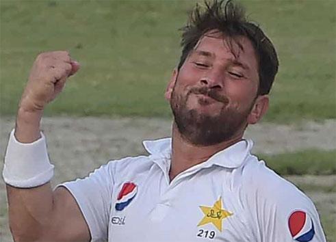 यासिर शाह ने लिए सबसे तेज 200 टेस्ट विकेट