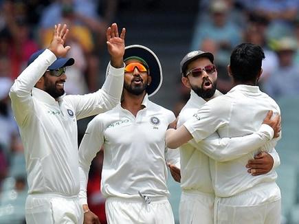 भारत ने ऑस्ट्रेलिया में 10 साल बाद जीता टेस्ट