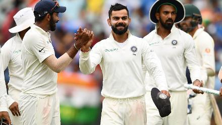 भारत ने मेलबर्न टेस्ट 137 रन से जीता, सीरीज में 2-1 की बढ़त