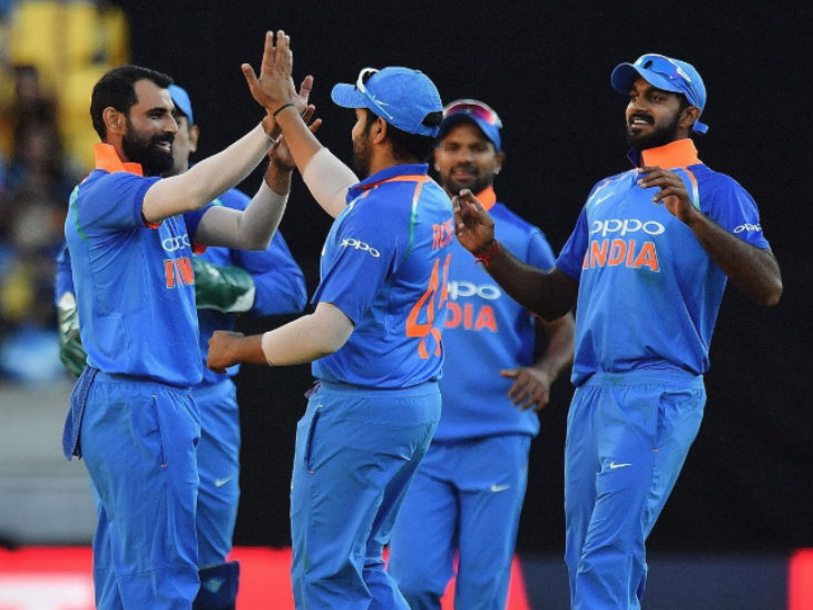 भारत ने जीता पांचवां वनडे, 4-1 से जीती वनडे सीरीज़