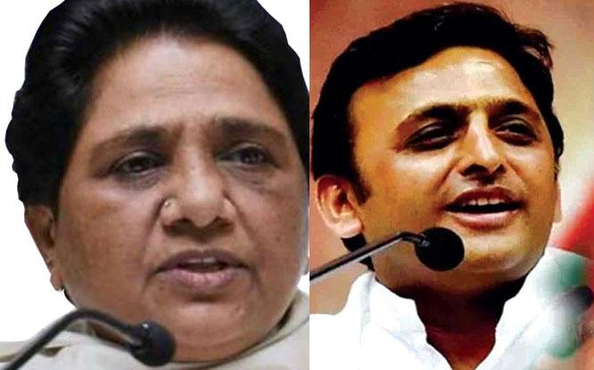 सपा और बसपा ने लोक सभा चुनाव के सीटों का बटवारा किया