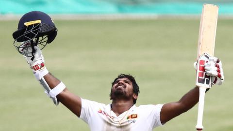 श्रीलंका ने दक्षिण अफ्रीका को हराकर रचा इतिहास