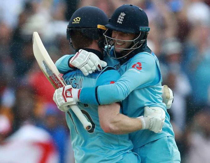 इंग्लैंड चौथी बार पहुंचा वर्ल्ड कप के फाइनल में