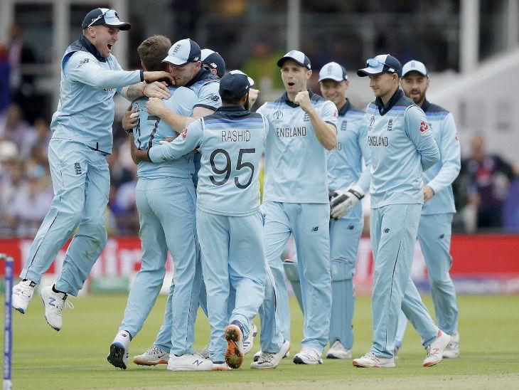 इंग्लैंड ने पहली बार जीता विश्व कप का खिताब