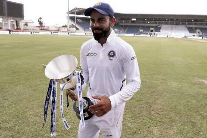 दूसरे टेस्ट में भारत ने वेस्ट इंडीज को हराकर सीरीज 2-0 से जीती