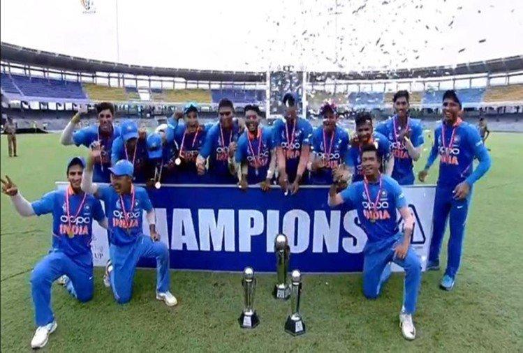 भारत ने सातवीं बार अंडर-19 एशिया कप जीता