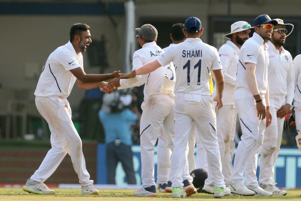 भारत तीन ही दिन में बांग्लादेश को एक पारी से हराया