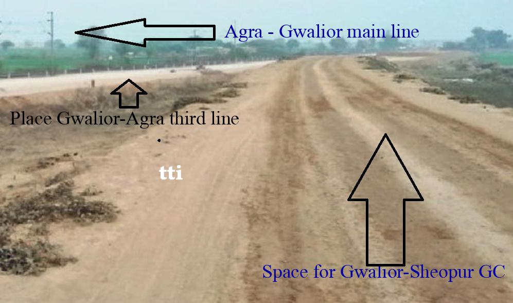 अप्रैल से शुरू होगा रायरू - बानमोर के बीच बड़ी लाइन बिछाने का काम