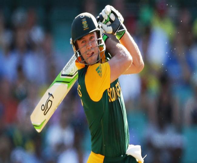 एबी डिविलियर्स ने अंतरराष्ट्रीय क्रिकेट से लिया संन्यास