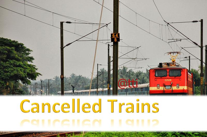 जनता कर्फ्यू: 3700 ट्रेनें रद्द, गो एयर और इंडिगो ने रविवार की उड़ानें रद्द कीं