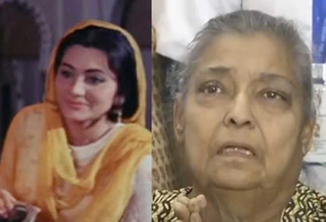 फिल्म 'पाकीजा' से मशहूर हुईं गीता कपूर का निधन हो गया